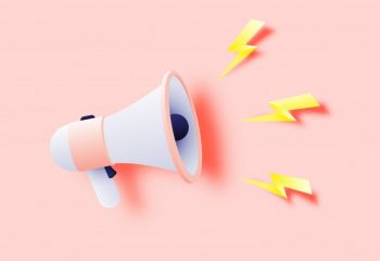 megaphone-announcement-with-paper-art-style_67590-497